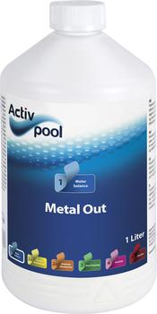 Activ Pool Metal Out 1L. x 6 - storkøb
