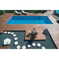 Styroporpool 4x8x1,5 - All inclusive